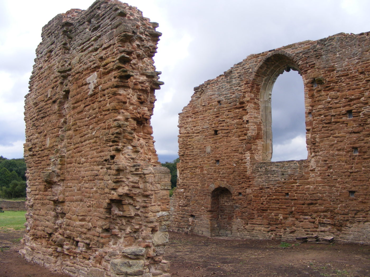 CONSERVATION CONSERVATION Beauvale Priory 6