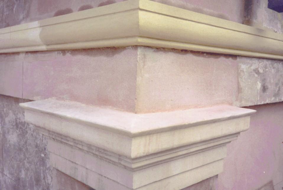 STONEMASONS STONEMASONS Stone Dust Repairs 5